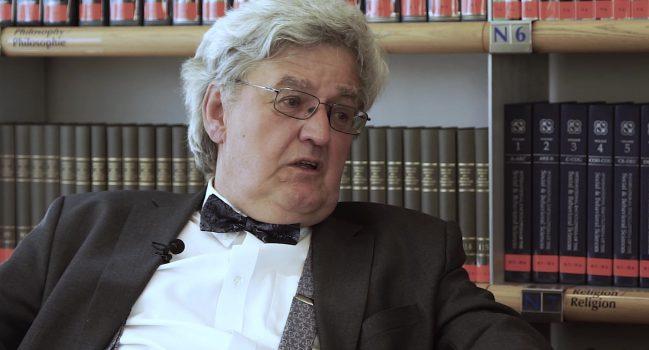 Stephan Leibfried im Gespräch